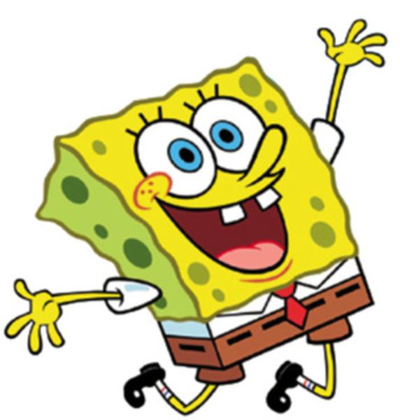 Spongebob Clipart.