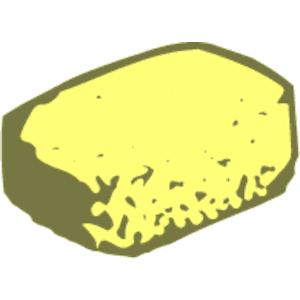 Sponge Clipart.