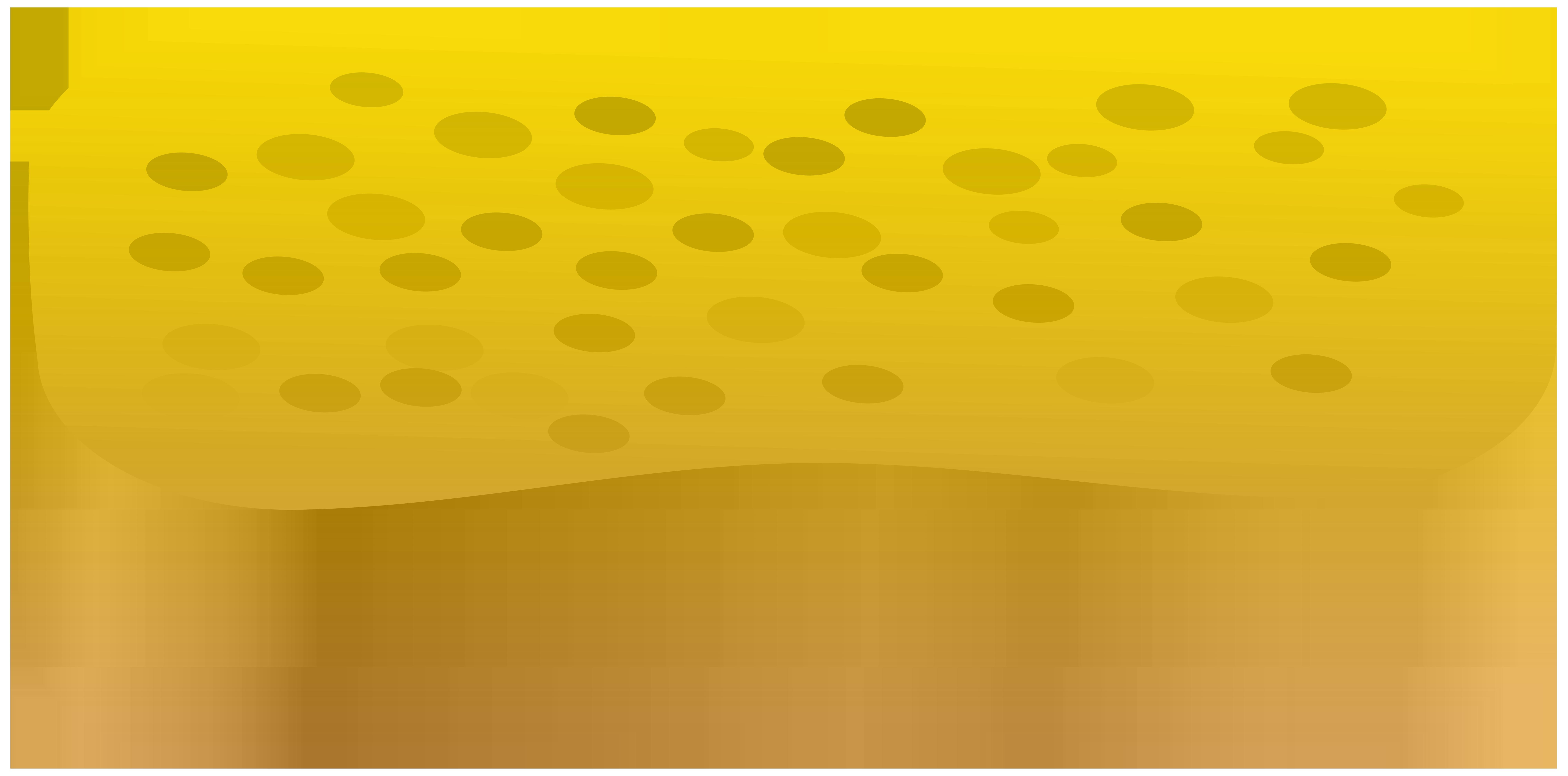 Yellow Sponge PNG Clip Art.