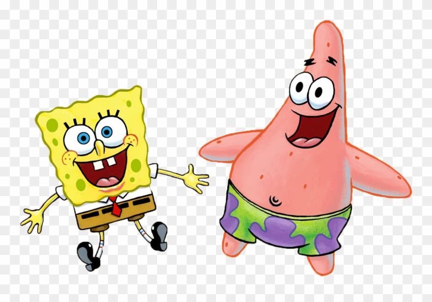 Spongebob Freetoedit Patrick Squidward Mrkrabs Plank Clipart.