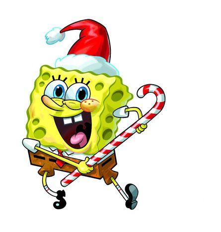 SpongeBob in 2019.