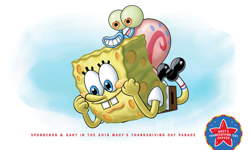 In Praise of That Sweet, Hilarious Sponge.