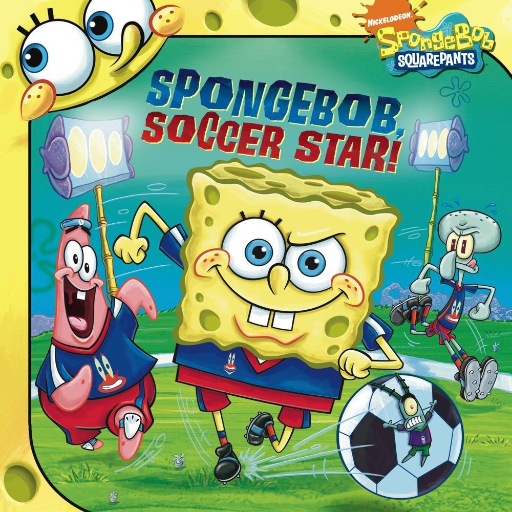 SpongeBob, Soccer Star! (Spongebob Squarepants (8x8)): David.