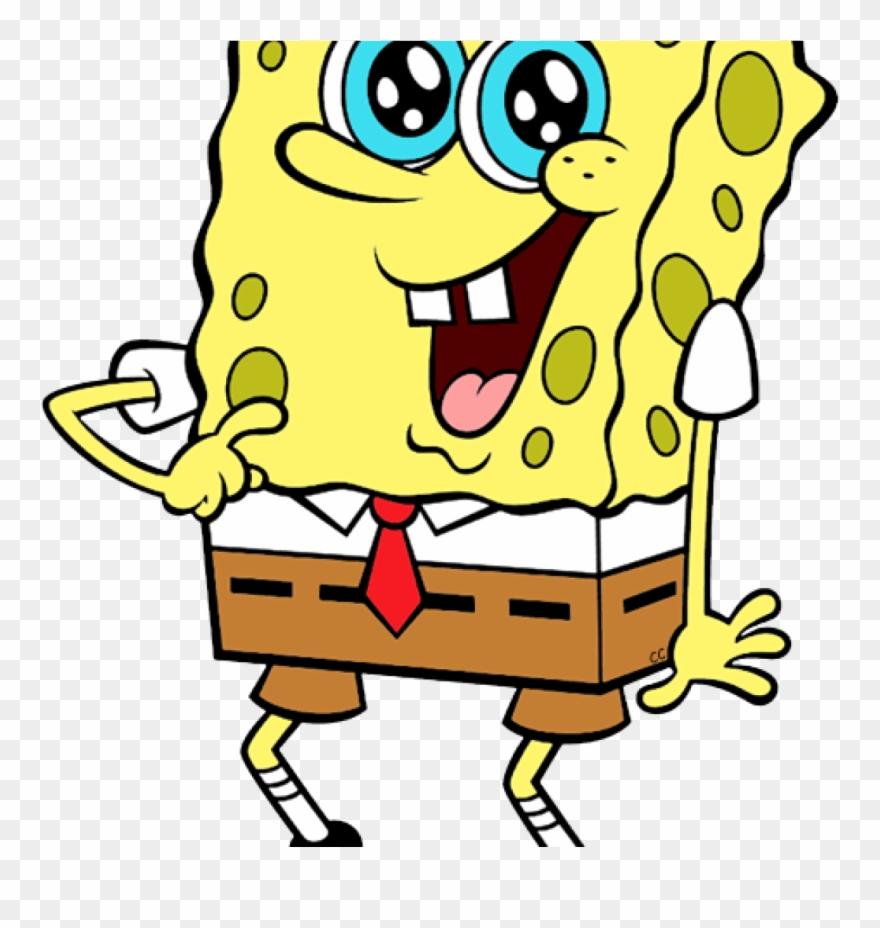 Spongebob Clipart Squarepants Clip Art Free Panda For.
