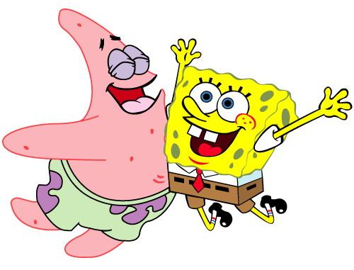 Best Spongebob Clipart #17969.