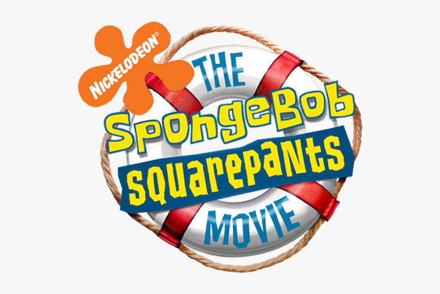 Spongebob Squarepants Movie Logo , Free Transparent Clipart.