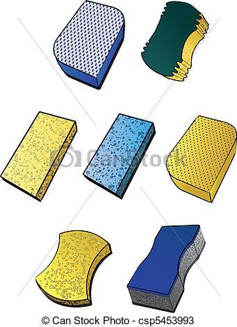 Vectors of Sponges.