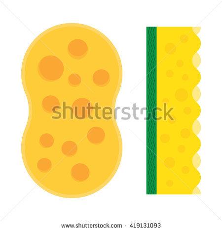 Sponges Stock Vectors, Images & Vector Art.