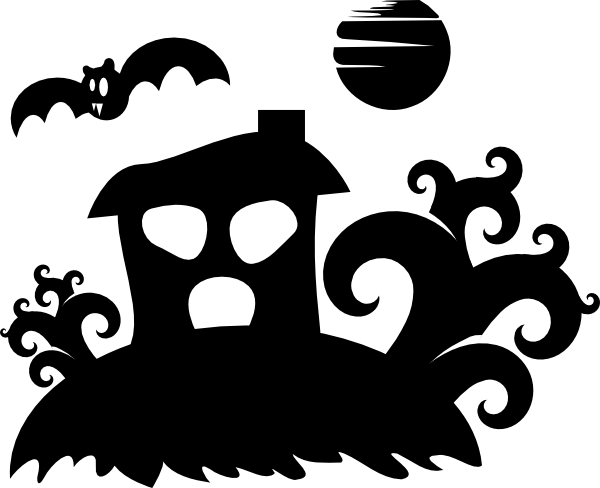 Spooky Clipart.