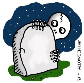 Spooky Clip Art.