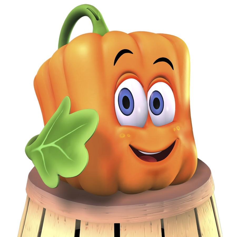 Spookley the Square Pumpkin.