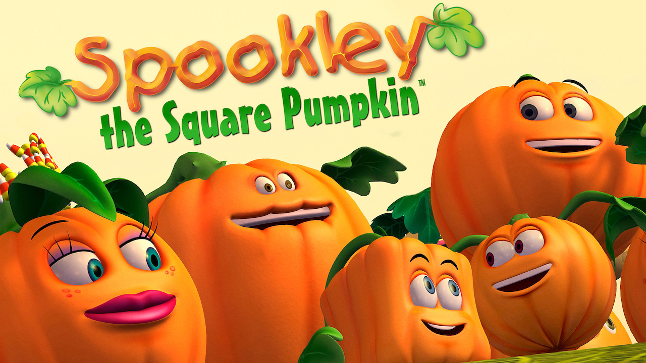 Is \'Spookley the Square Pumpkin\' available to watch on.