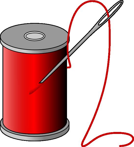 Spool Of Thread Clip Art at Clker.com.