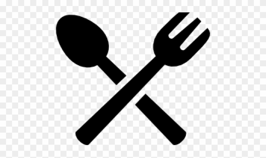Spoon And Fork Logo Clipart (#993561).