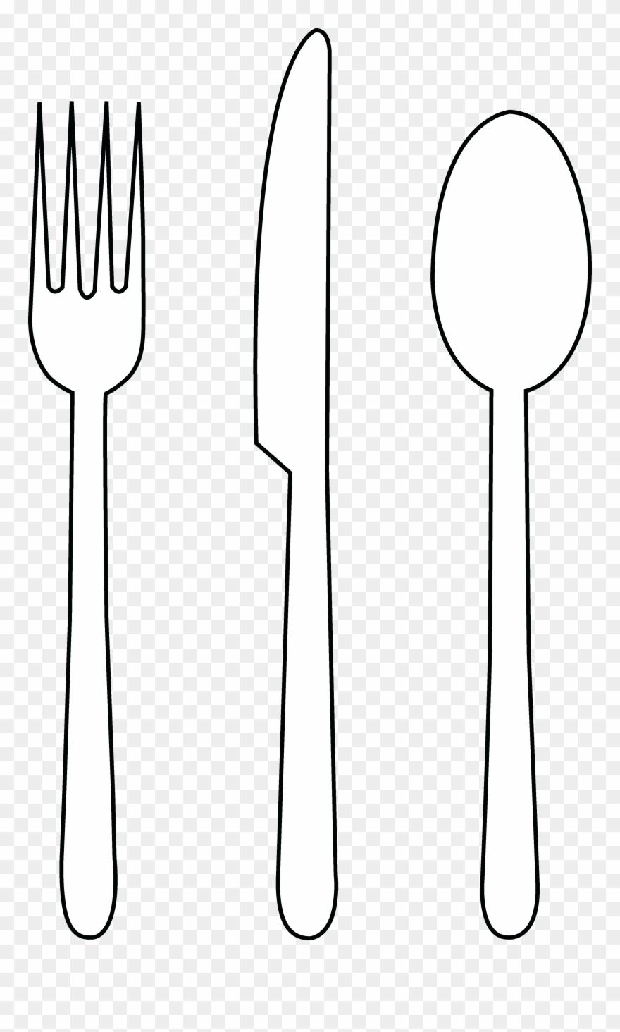 Fork Spoon Clip Art Clipart Free To Use Resource Clipartbarn.