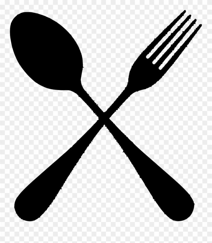 The Gallery For > Spoon And Fork Png.