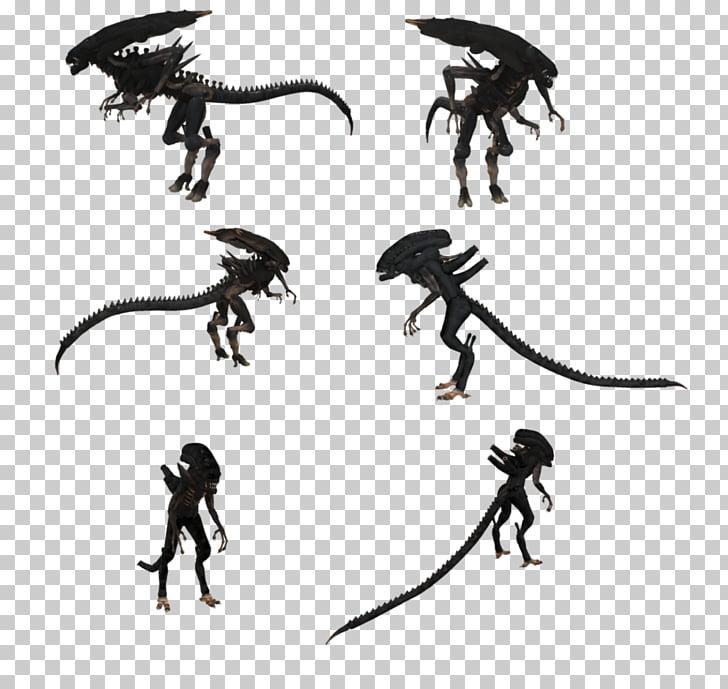Spore MediaFire Alien, xenomorph PNG clipart.
