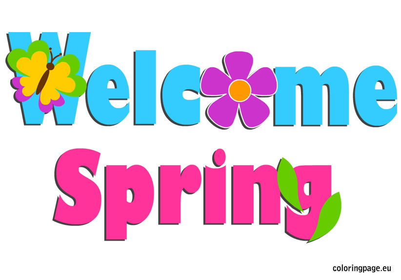 Spring Clip Art For Teachers.