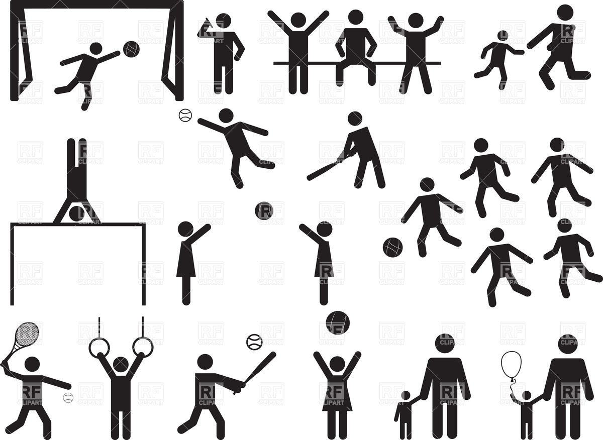 People pictograms.