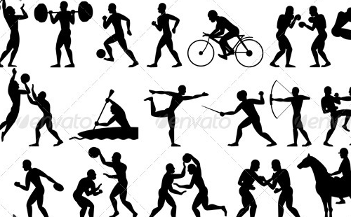 Sport Activity Clipart Clipground