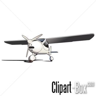 CLIPART SPORT AIRPLANE.