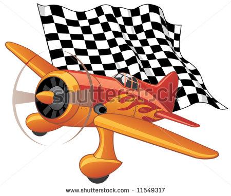 Racing Plane Stock Photos, Royalty.