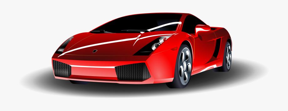Amazing Sports Cars Clipart Lamborghini Illustration.