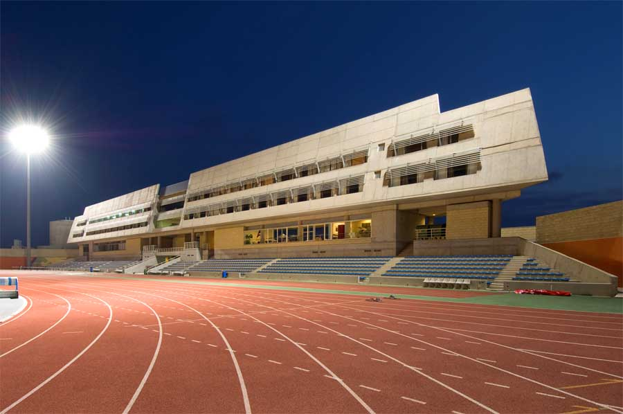 Allegra GSP Sport Center: Nicosia Building, Cyprus.