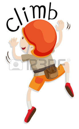 6,429 Rock Climbing Stock Vector Illustration And Royalty Free.