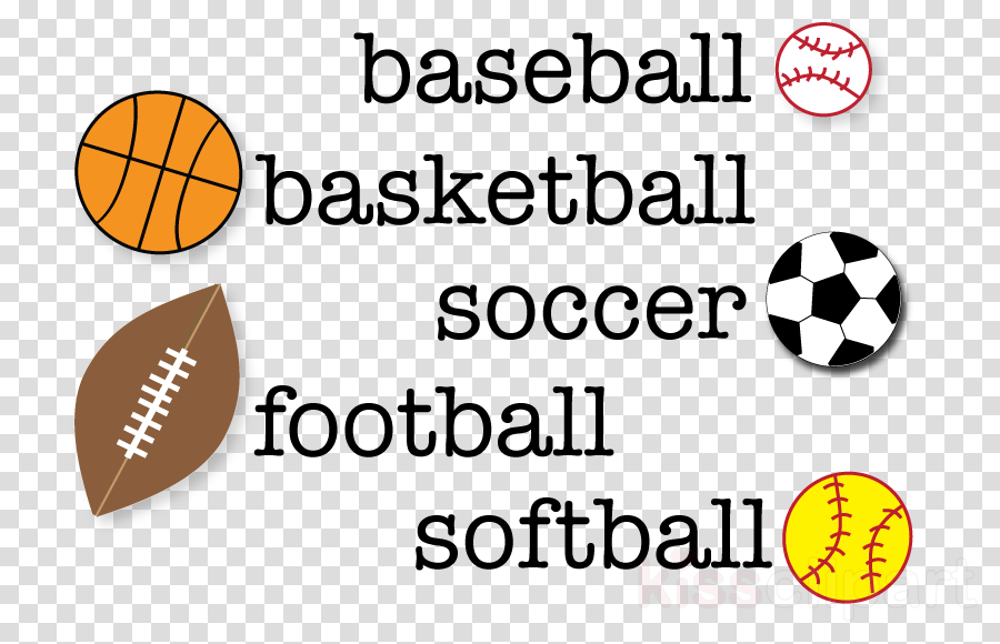 Sports, Softball, Circle, transparent png image & clipart.