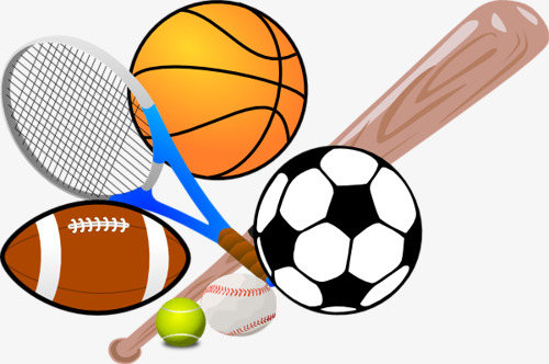 Sports equipment clipart 7 » Clipart Station.