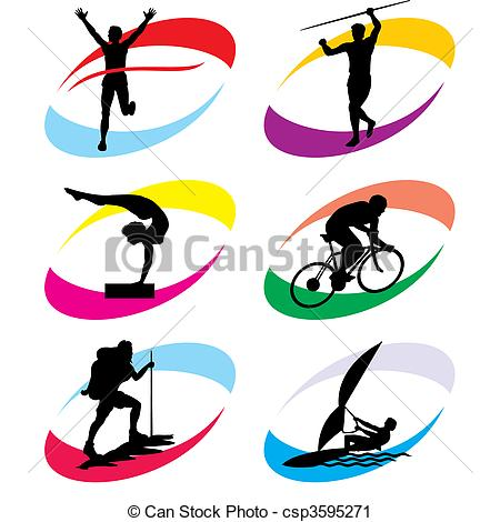 Sport Illustrations and Clipart. 473,221 Sport royalty free.