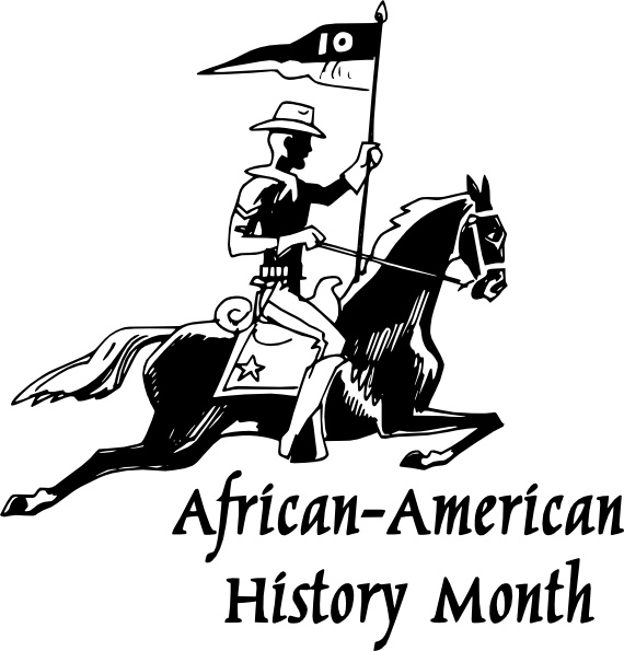 African American History Month clip art Free vector in Open office.