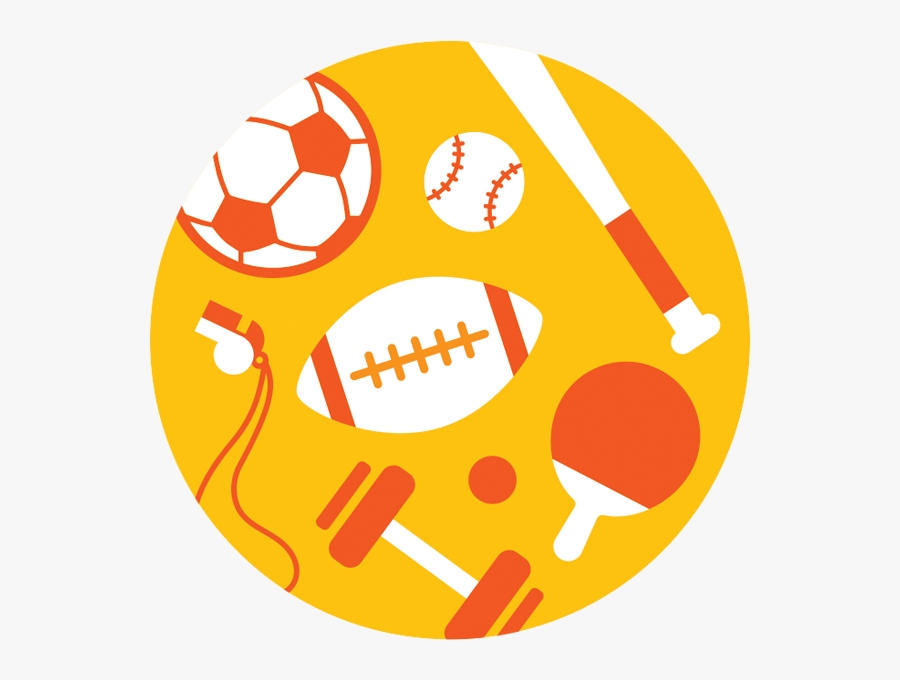 Sports Circle Icon Png , Free Transparent Clipart.