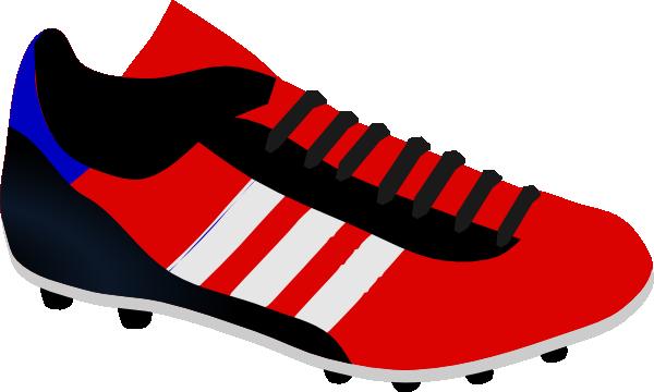 Sport Shoe Clip Art at Clker.com.