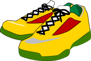Sports shoes clip art free free vector for free download about 7 2.