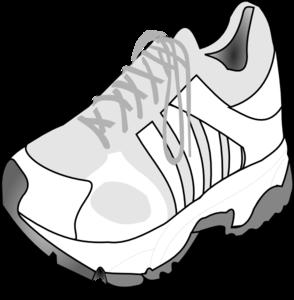 Shoes running shoes clipart running shoes clip art running shoe.