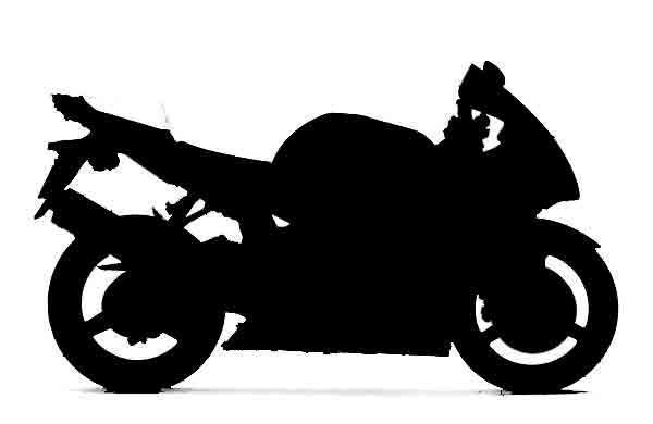 Sportbike Clipart.