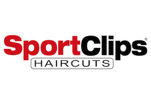 Sport Clips logo.