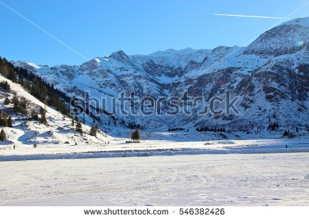 Gastein Stock Photos, Royalty.