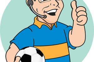 Sports announcer clipart 2 » Clipart Portal.
