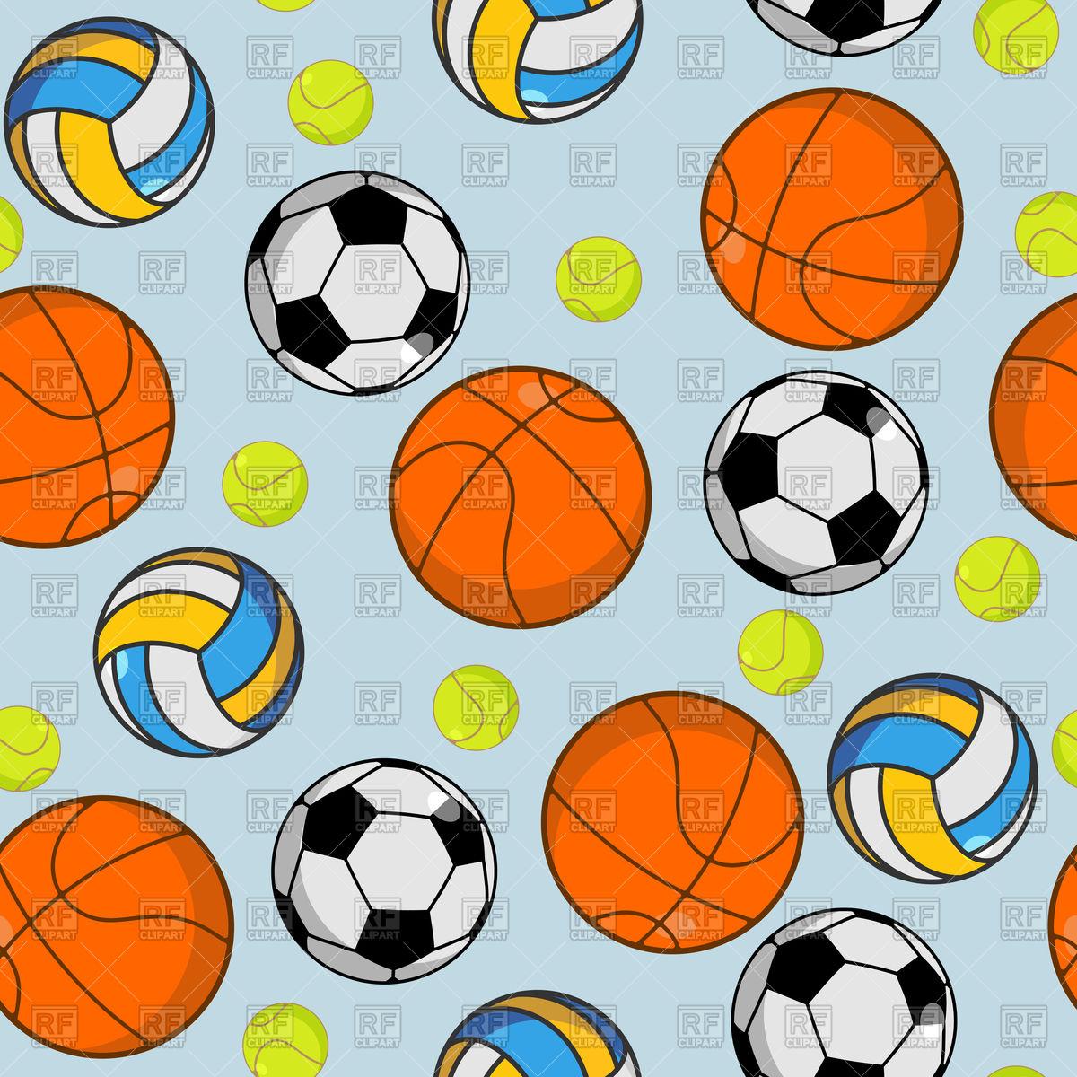 All sports backgrounds clipart 6 » Clipart Station.