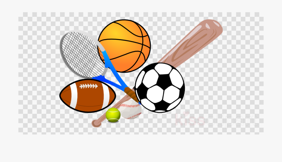 Download Transparent Background Sports Clipart Borders.