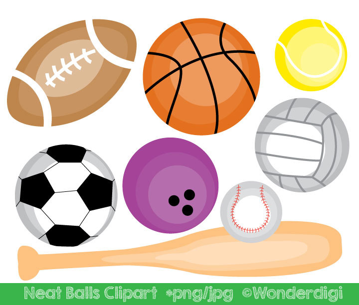 Free Sports Balls Cliparts, Download Free Clip Art, Free.