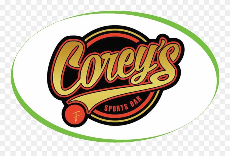 Corey\'s Sports Bar Clipart (#3334360).
