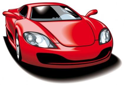 Free sports car clipart.