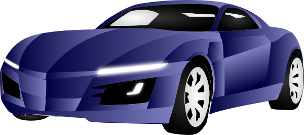 Sports Car Clip Art at Clker.com.