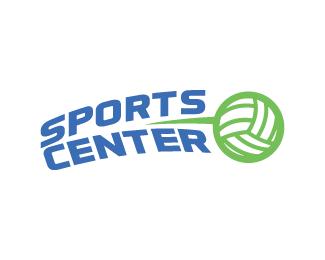 sport center Designed by eightyLOGOS.
