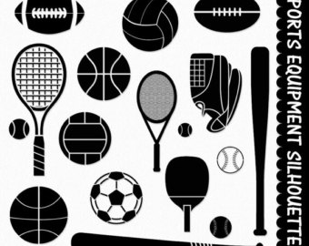 Free Sports Equipment Cliparts, Download Free Clip Art, Free.