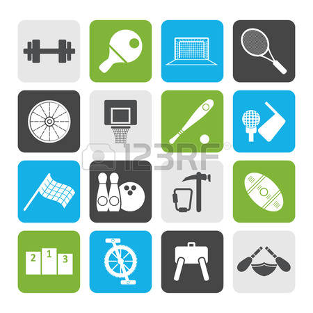 15,907 Sports Gear Stock Vector Illustration And Royalty Free.